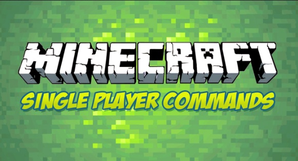 Single Player Commands Minecraft 1.10.1/1.9.4/1.8.9