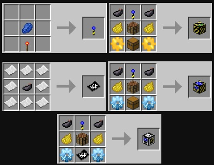 Buildcraft mod for minecraft - Minecraft crafting table recipes list ...