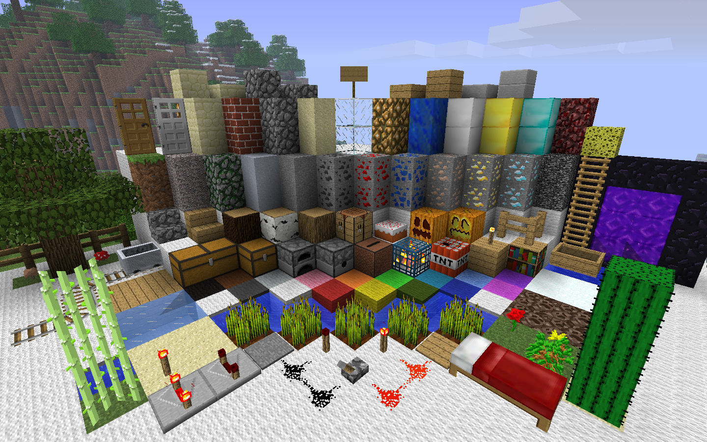 Faithful Resource Pack 1.10.1/1.9.4/1.8.9