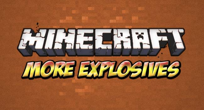 Nuclear Explosion in Minecraft