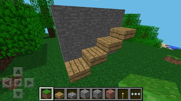 stairs-minecraft-pe
