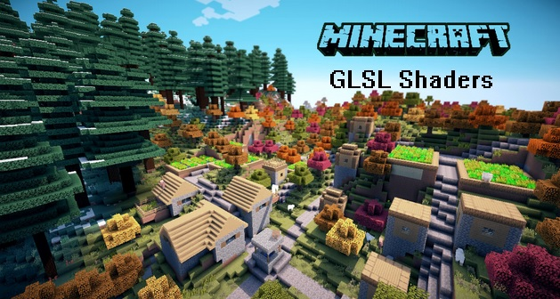 GLSL Shaders for Minecraft 1.10.1/1.9.4/1.8.9