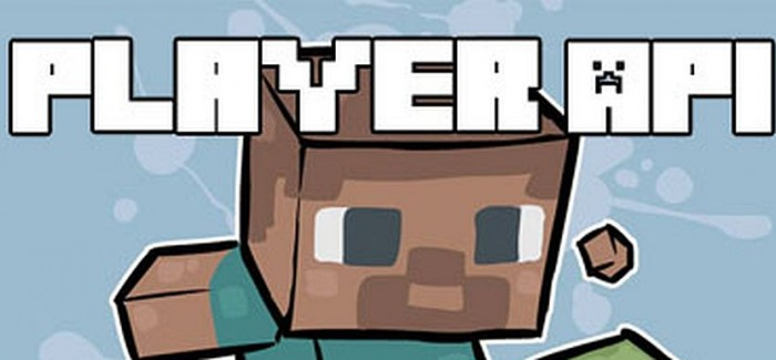 Player API for Minecraft 1.11.2/1.10.2