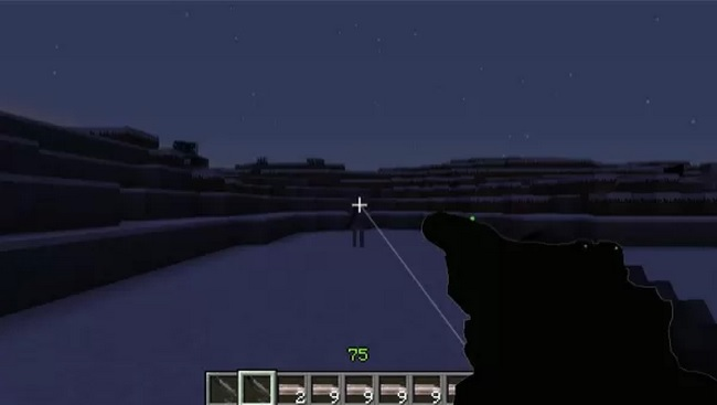 Crysis Gun Mod for 1.12.2/1.11.2