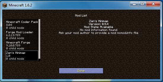 Minecraft Forge Installer