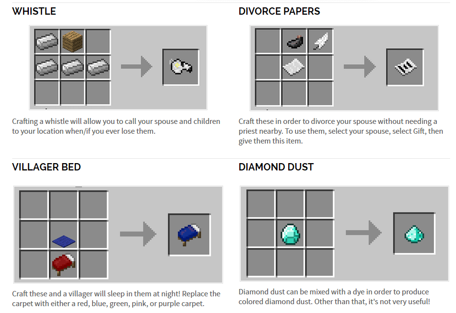 How To Make A Wedding Ring In Minecraft Pe