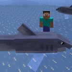 Sharks-in-Minecraft