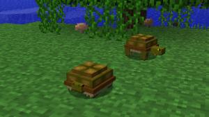 Turtles-in-minecraft
