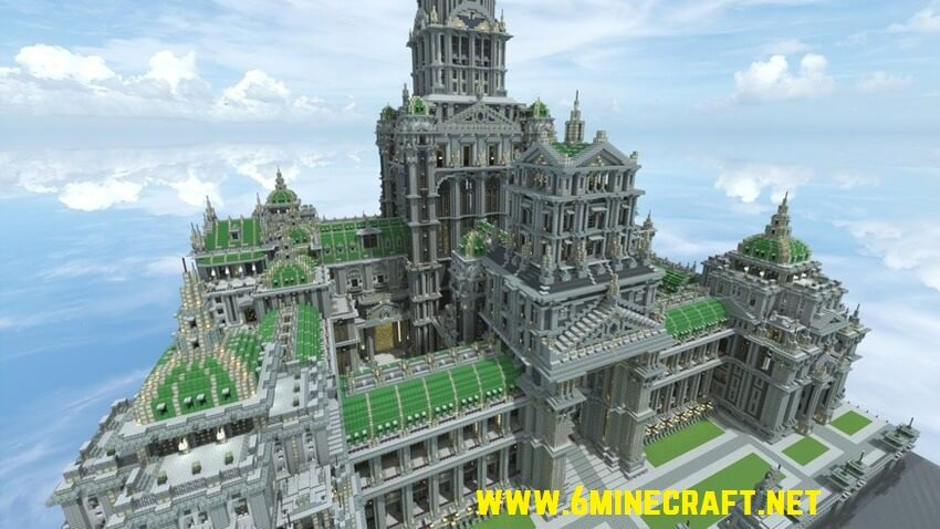 Instant Structures Mod 1.9/1.8.8/1.7.10 for Minecraft