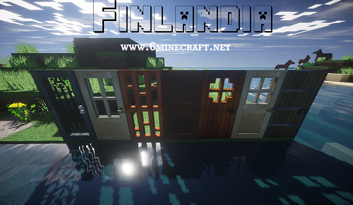 Finlandia Resource Pack 1.12.2/1.11.2