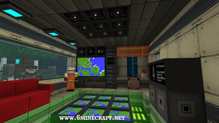 скачать мод на майнкрафт 1.7.2 на galacticraft #11