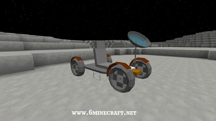 Galacticraft Mod 1.12.2/1.11.2
