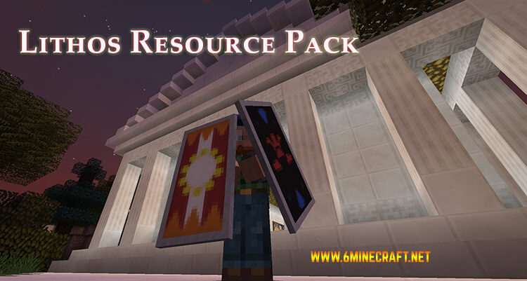 Lithos Resource Pack 1.10.1/1.9.4/1.8.9