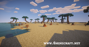 LotsOMobs-Tropical-Beach