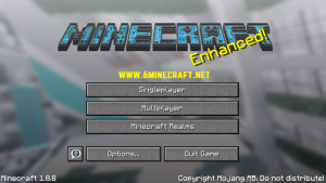 Modern-craft-main-menu