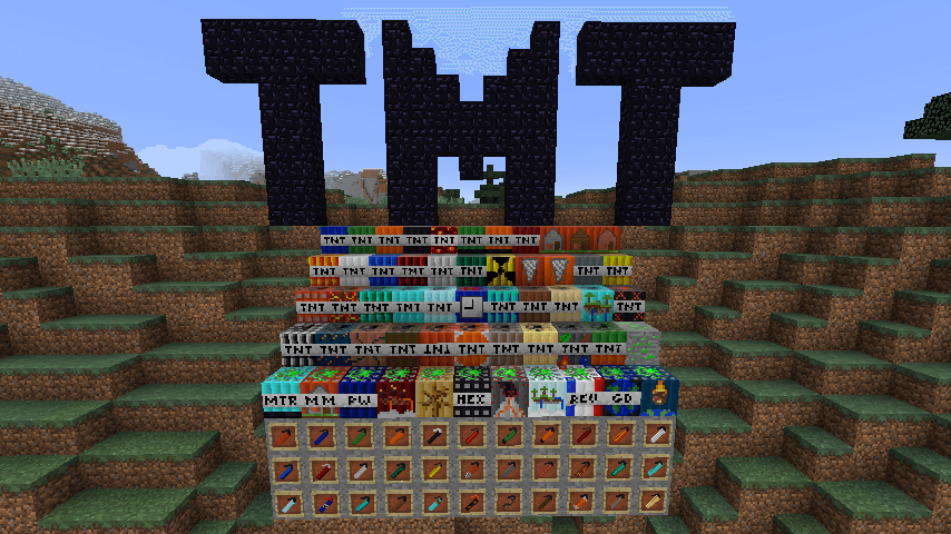 Too Much TNT 1.... Mods For Minecraft