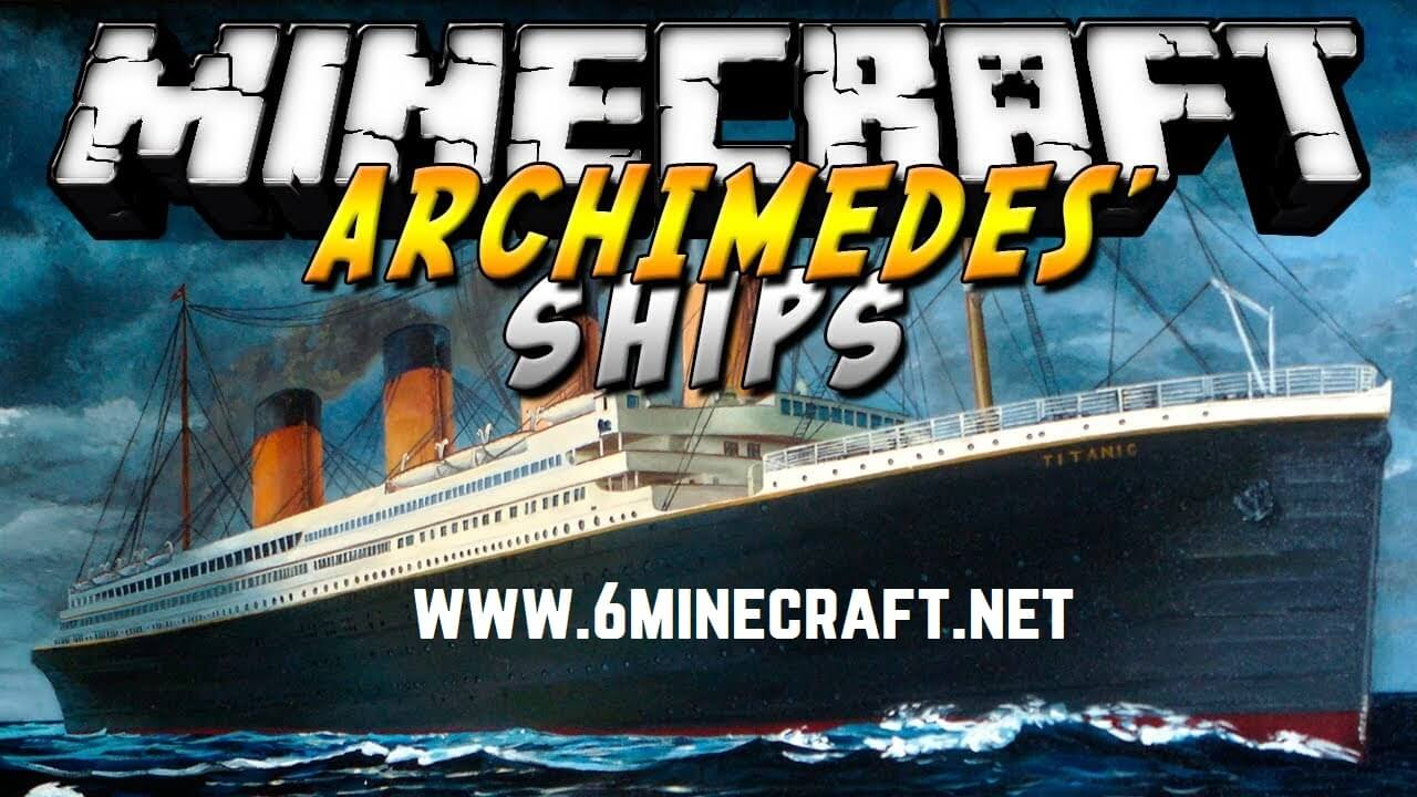 Archimedes Ships 1.12.2/1.11.2