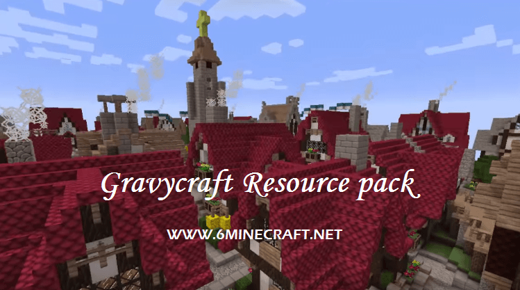 Gravycraft Resource Pack 1.10.1/1.9.4/1.8.9