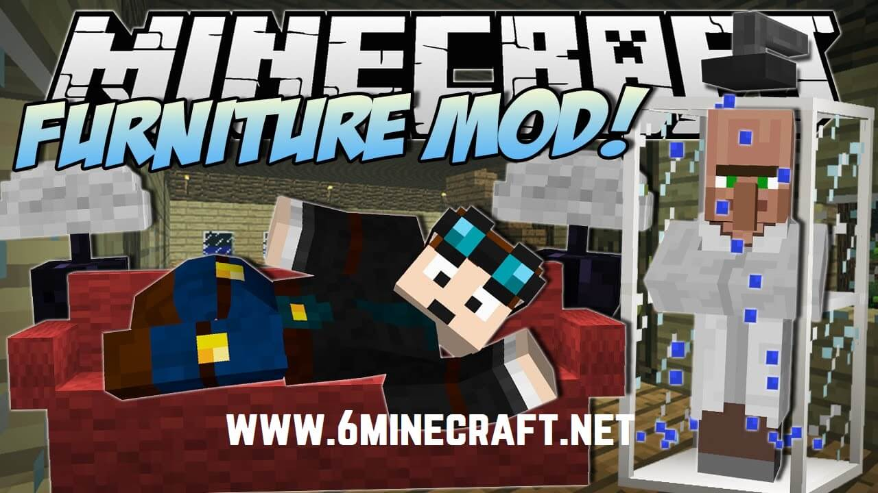 Furniture Mod 1 14 2 1 13 2 1 12 2 1 11 2 1 10 2 6minecraft