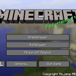 simplecraft-main-menu
