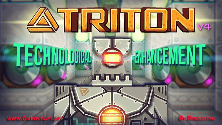 Triton Resource Pack 1.12.1/1.11.2