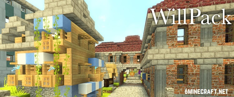 WillPack Resource Pack 1.11.2/1.10.2/1.9.4/1.8.9