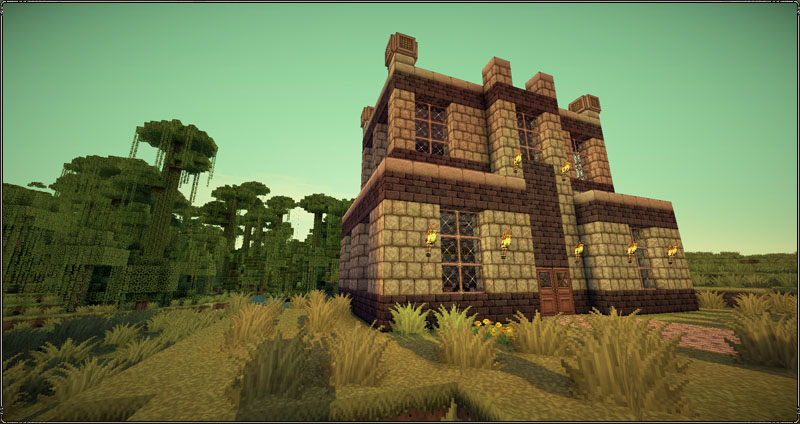 John Smith Legacy Resource Pack 1.10.1/1.9.4/1.8.9