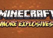 More Explosives Mod
