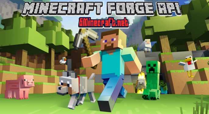 Minecraft Forge API 1.10.1/1.9.4/1.8.9