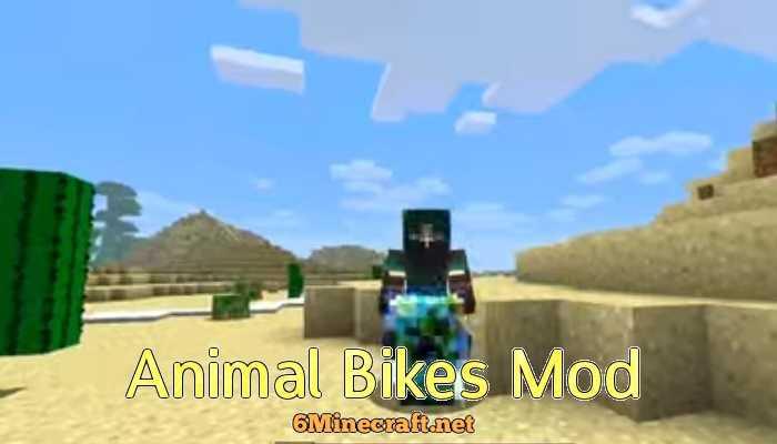 Animal Bikes Mod 1.9.4