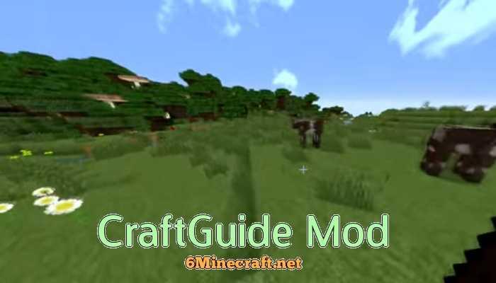 CraftGuide Mod 1.9.4