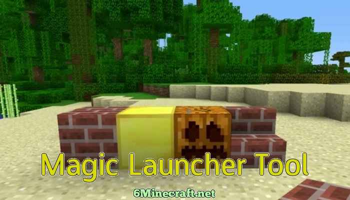 Magic Launcher Tool 1.9.4