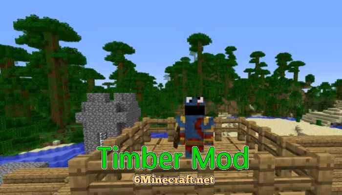 Timber Mod 1.9.4
