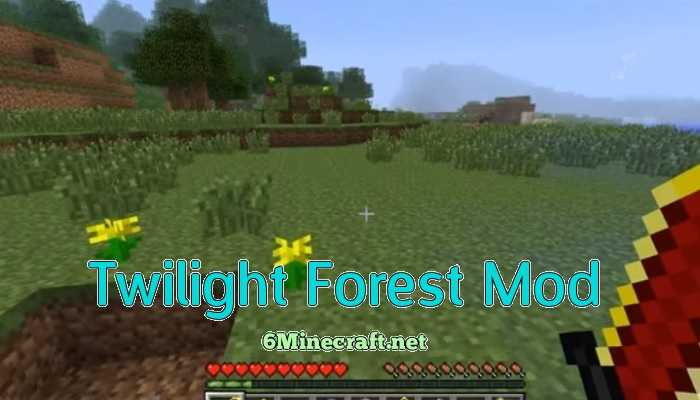 Twilight Forest Mod 1.9.4