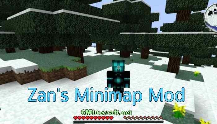 Zan's Minimap Mod 1.9.4