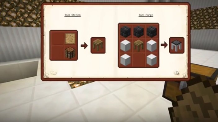 Tinker's Construct Mod